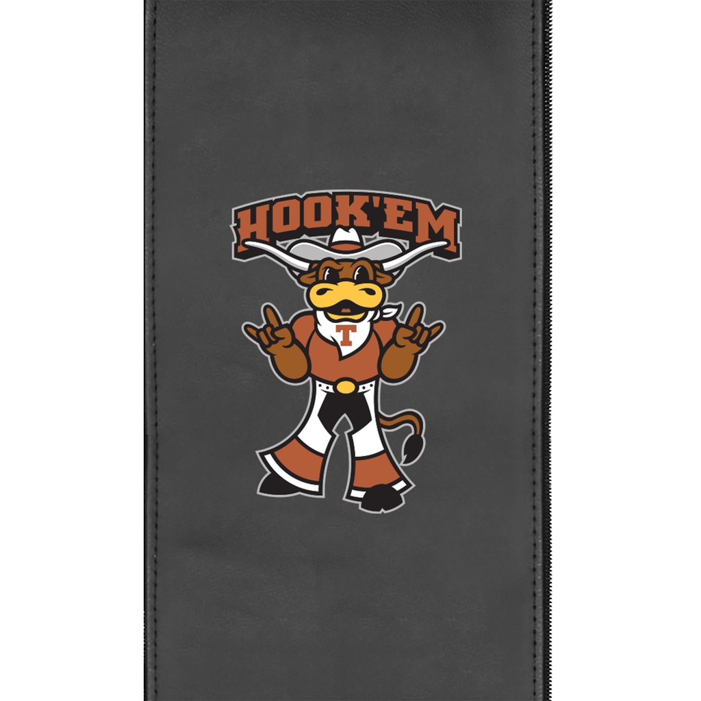 Logo Panel with Texas Longhorns Alternate Fits Xpression Gaming Chair Only
