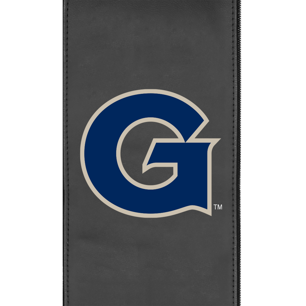 Logo Panel with Georgetown Hoyas Primary for Xpression Gaming Chair Only