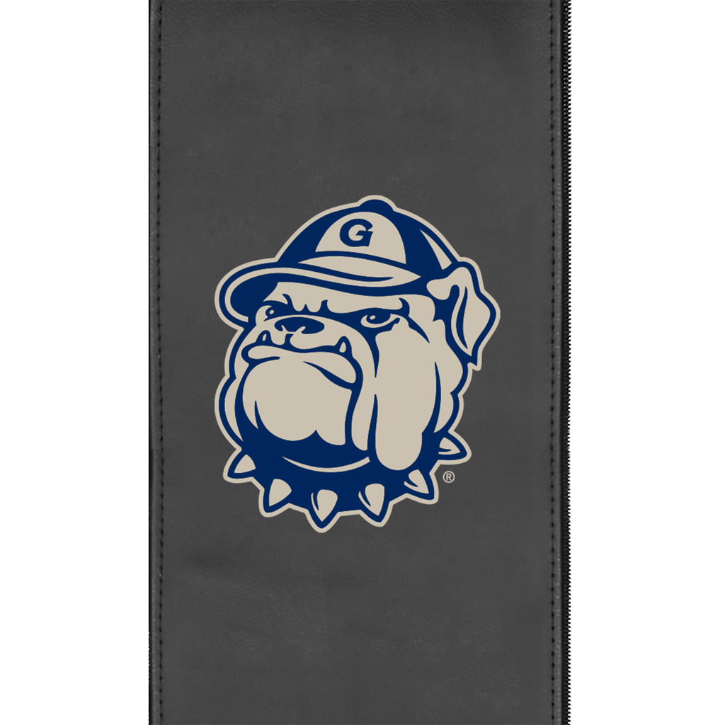 Logo Panel with Georgetown Hoyas Secondary for Xpression Gaming Chair Only
