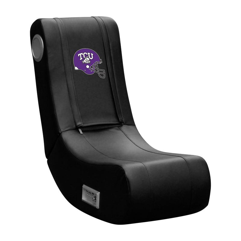 Stealth Recliner with Virginia Tech Hokies Feet Logo