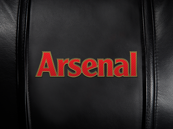 Arsenal Wordmark Logo Panel For Stealth Recliner