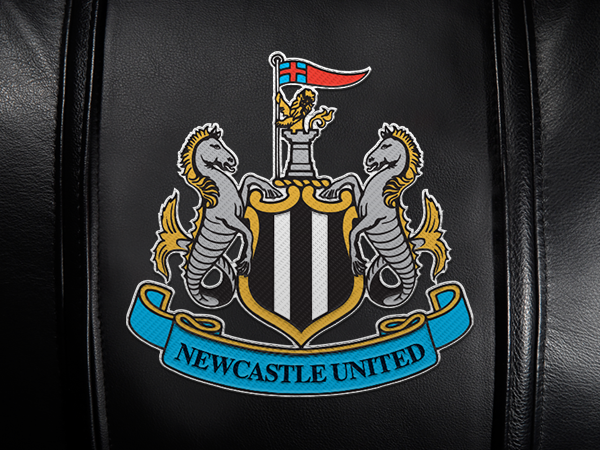 Newcastle United Primary Logo Panel For Xpression Gaming Chair Only