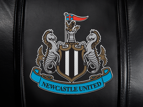 Newcastle United Primary Alternate Logo Panel For Xpression Gaming Chair Only
