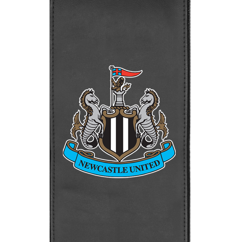 Newcastle United Primary Alternate Logo Panel For Stealth Recliner