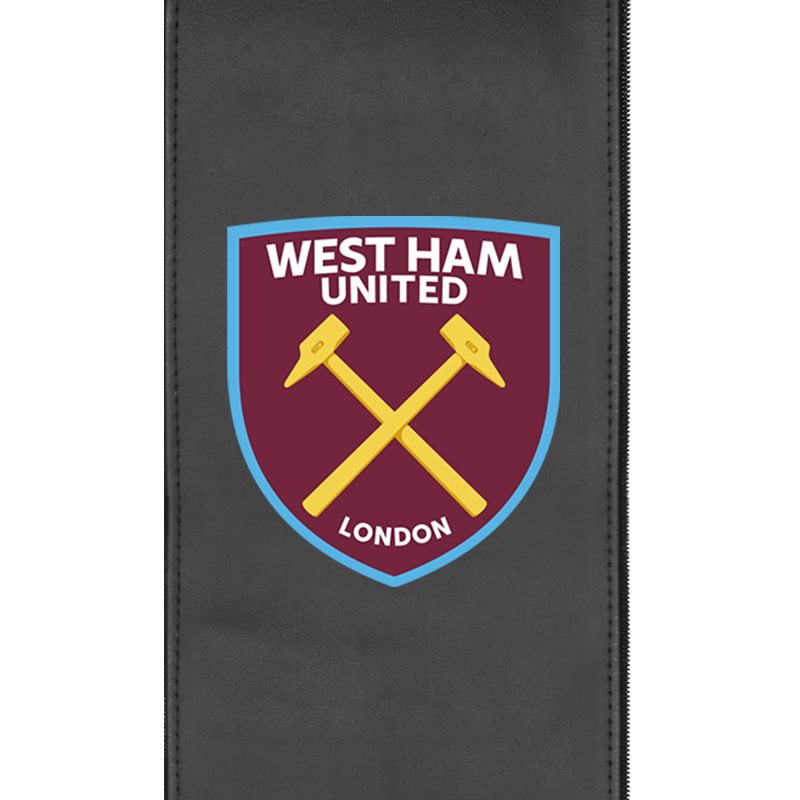 West Ham United Primary Logo Panel For Xpression Gaming Chair Only