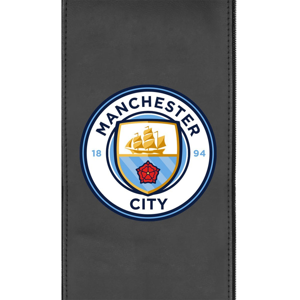 Manchester City FC Logo Panel For Xpression Gaming Chair Only