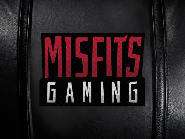 Misfits Gaming Wordmark Logo Panel Fits Xpression Only