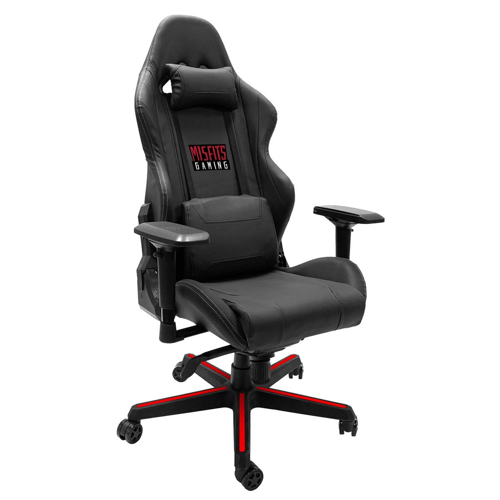 Xpression Gaming Chair with Misfits Gaming Wordmark Logo