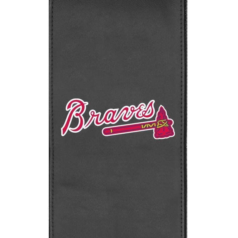 Atlanta Braves Logo Panel For Xpression Gaming Chair Only