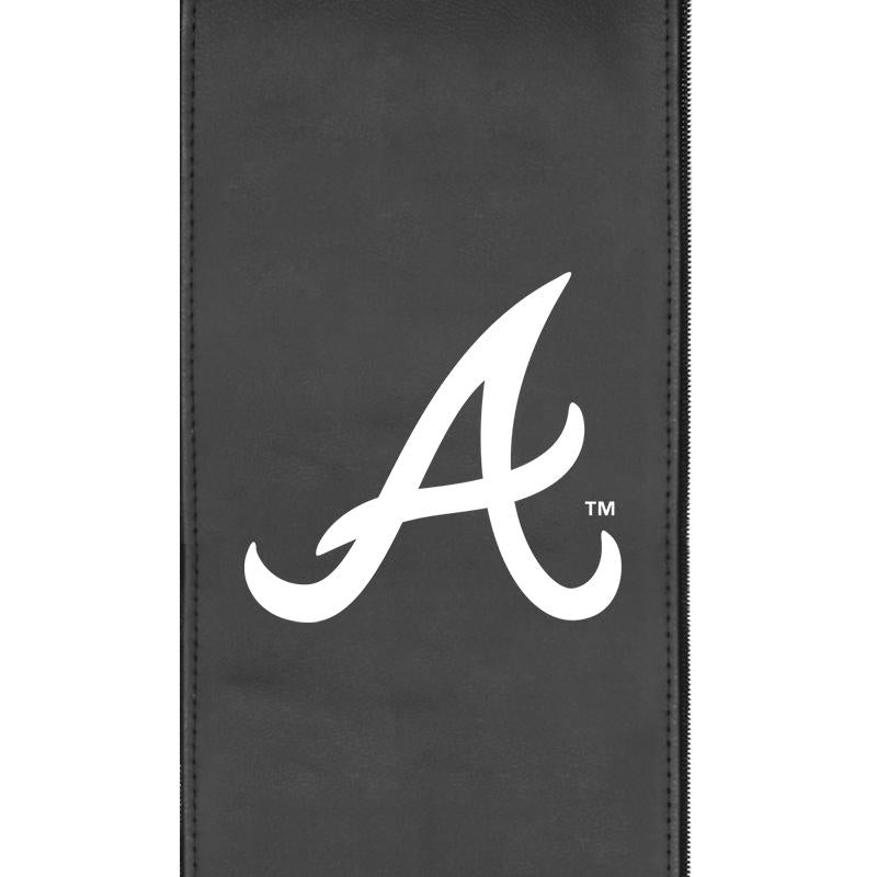 Atlanta Braves Secondary Logo Panel For Xpression Gaming Chair Only