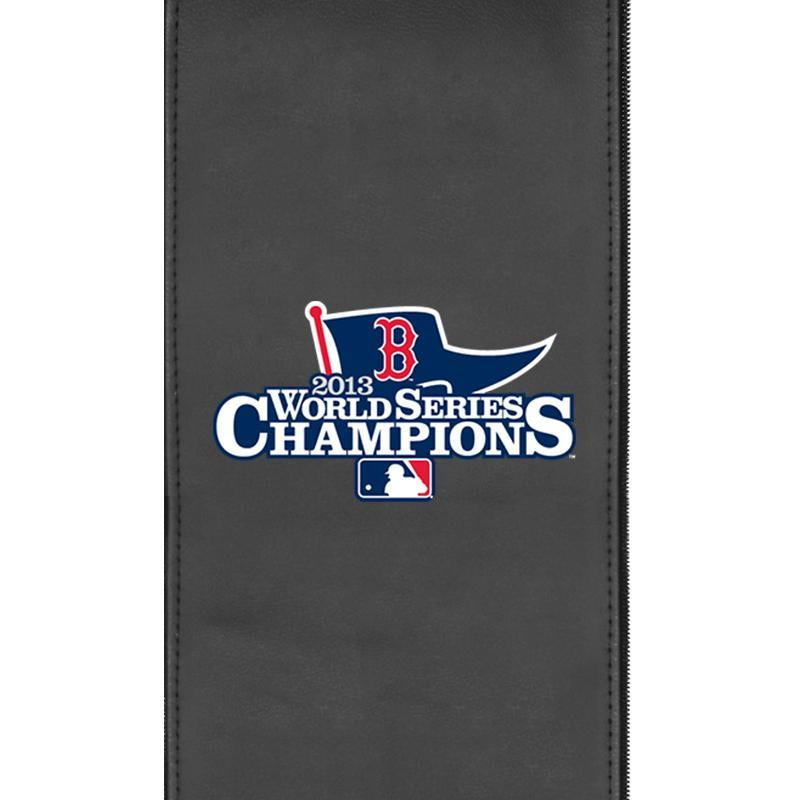 Boston Red Sox Champs 2013 Logo Panel For Stealth Recliner