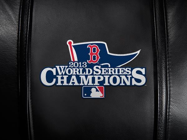 Boston Red Sox Champs 2013 Logo Panel For Xpression Gaming Chair Only