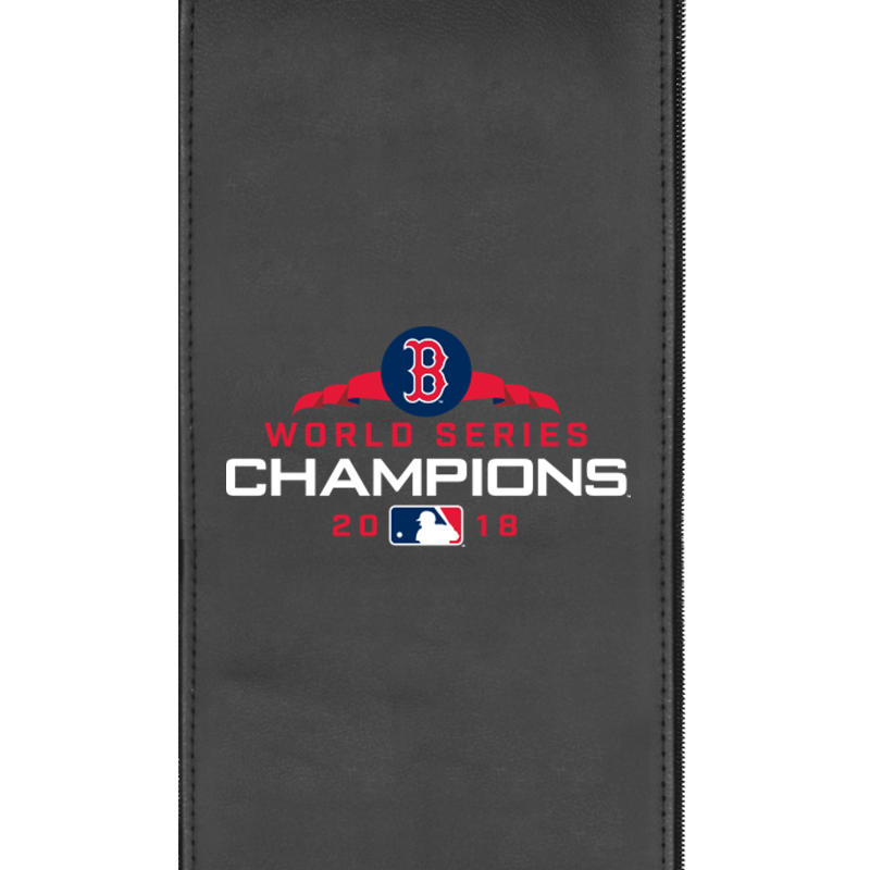 Boston Red Sox 2018 Champions Logo Panel For Xpression Gaming Chair Only