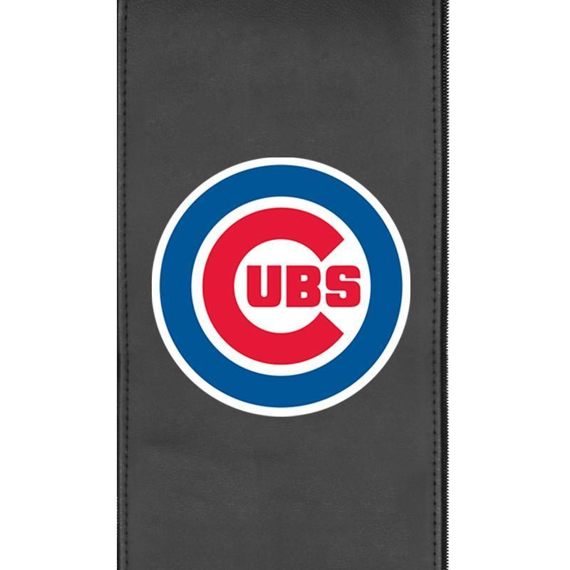 Chicago Cubs Logo Panel For Xpression Gaming Chair Only