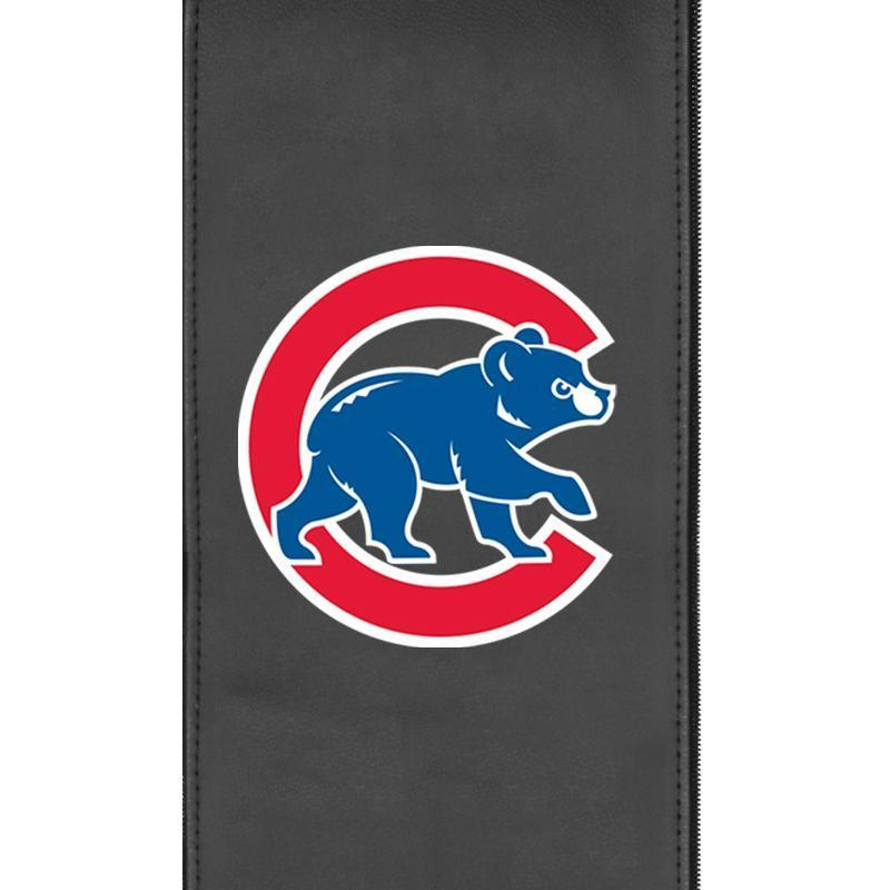 Chicago Cubs Secondary Logo Panel For Xpression Gaming Chair Only