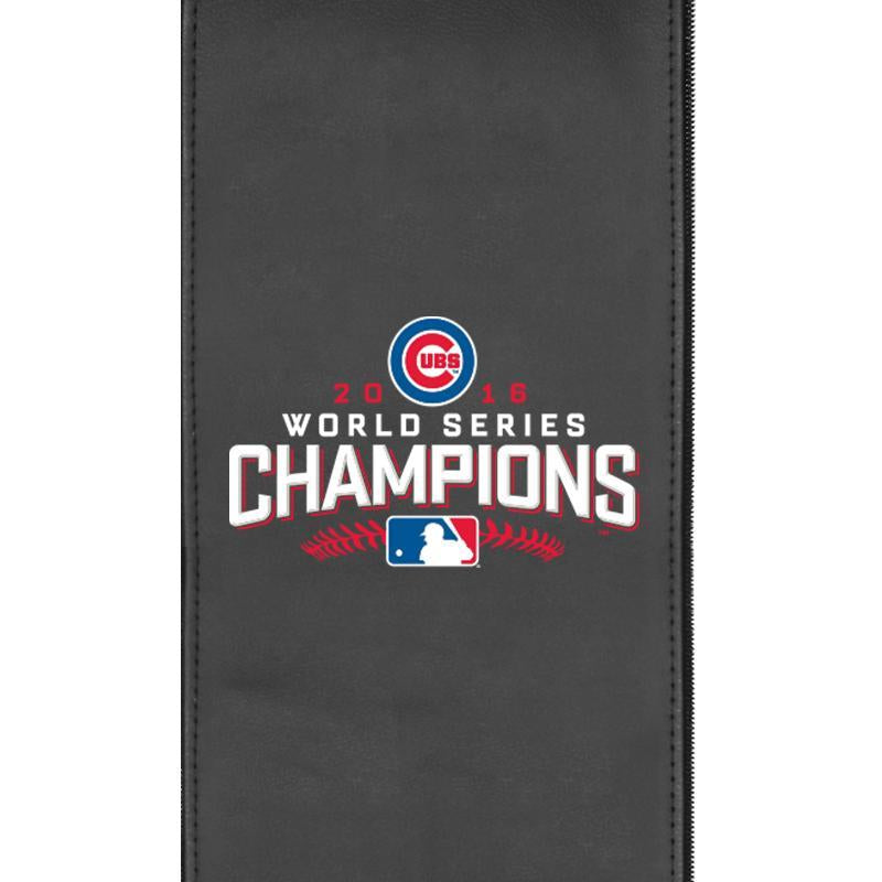 Chicago Cubs 2016 World Series Champs Logo Panel For Stealth Recliner