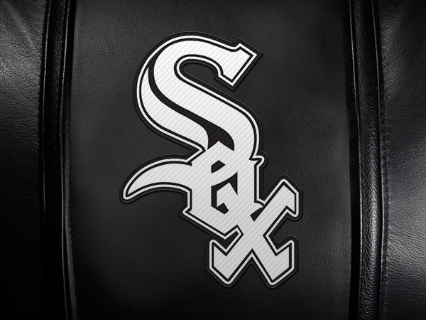 Chicago White Sox Primary Logo Panel For Stealth Recliner