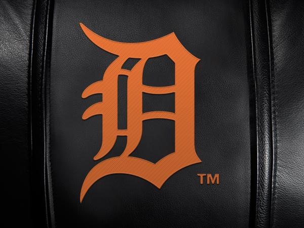 Detroit Tigers Orange Logo Panel For Xpression Gaming Chair Only