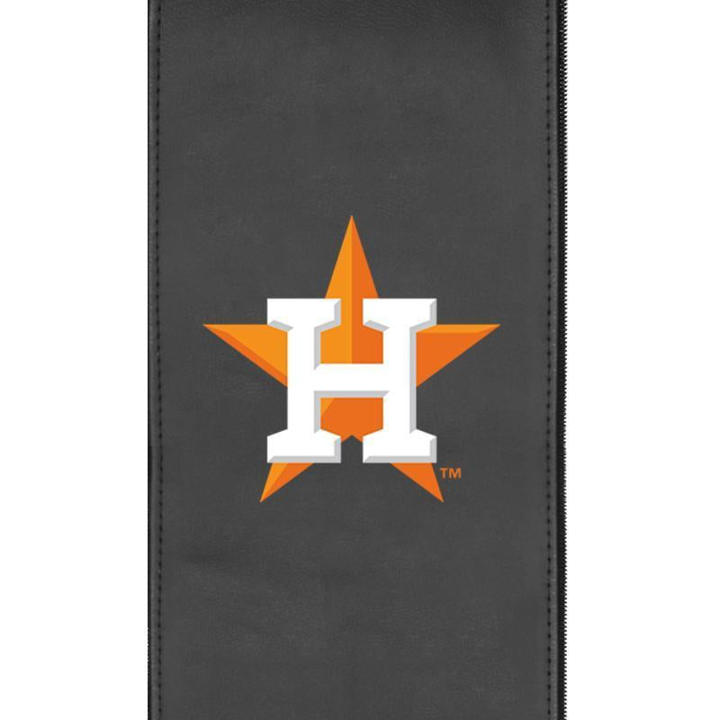 Houston Astros Secondary Logo Panel For Xpression Gaming Chair Only