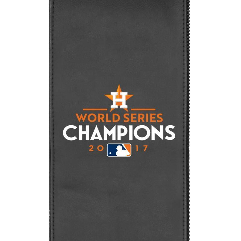 Houston Astros 2017 Champions Logo Panel For Xpression Gaming Chair Only