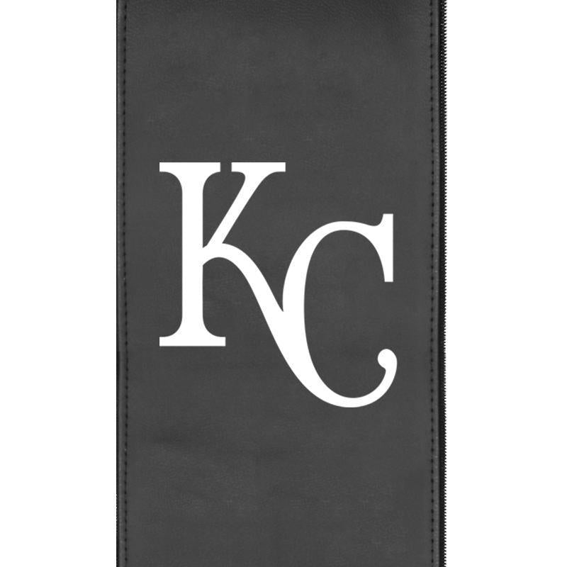 Kansas City Royals Secondary Logo Panel For Xpression Gaming Chair Only