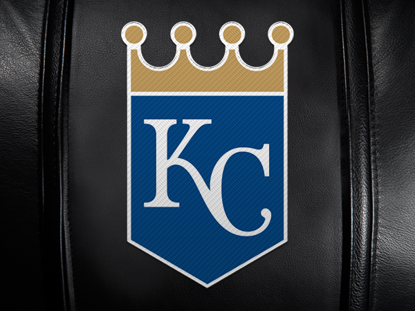 Kansas City Royals Primary Logo Panel For Stealth Recliner