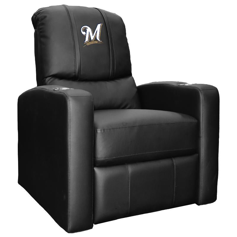 Stealth Recliner with Milwaukee Brewers Secondary