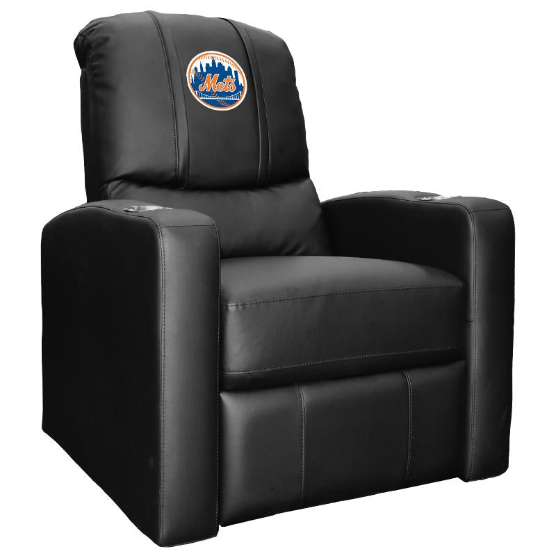 New York Mets Secondary Logo Panel For Xpression Gaming Chair Only