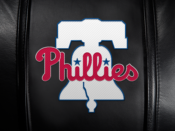 Philadelphia Phillies Primary Logo Panel For Xpression Gaming Chair Only