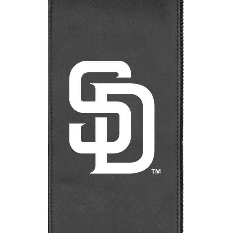 San Diego Padres Logo Panel For Xpression Gaming Chair Only