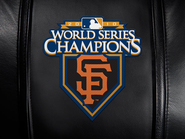 San Francisco Giants Champs'10 Logo Panel For Stealth Recliner