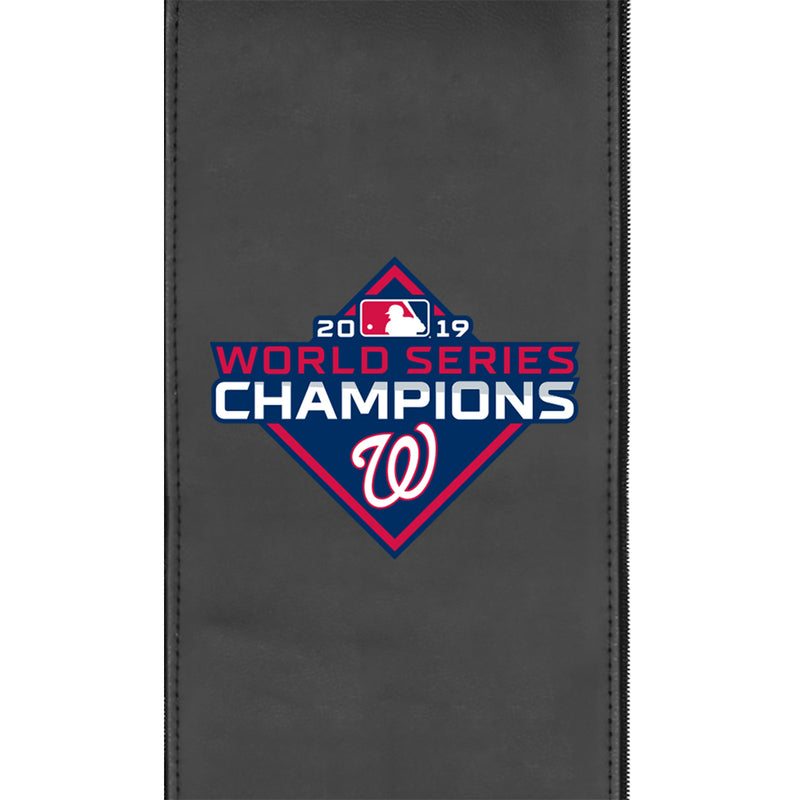 Washington Nationals 2019 Champions Logo Panel For Stealth Recliner