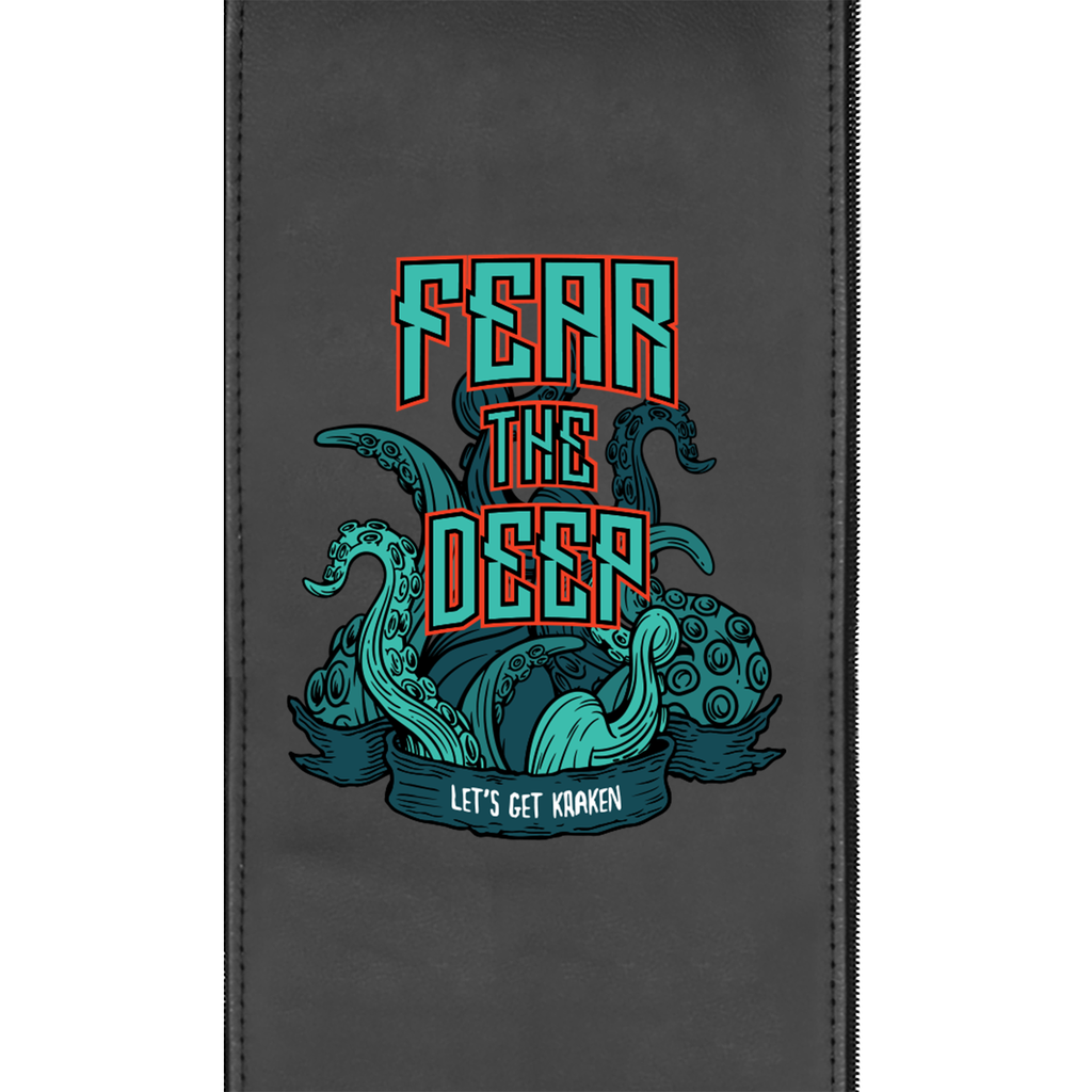 Mutineers Fear The Deep Logo Panel For Stealth & Game Rocker 100