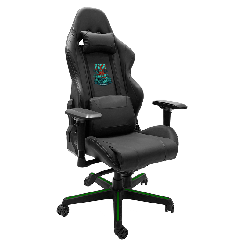 Xpression Gaming Chair with Mutineers Fear The Deep Logo Panel