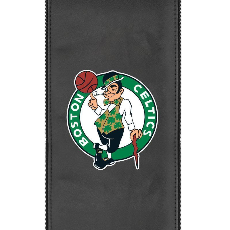 Boston Celtics Logo Panel For Xpression Gaming Chair Only