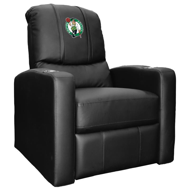 Stealth Recliner with Boston Celtics Logo