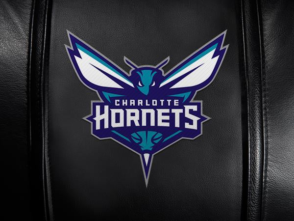 Charlotte Hornets Primary Logo Panel For Stealth Recliner