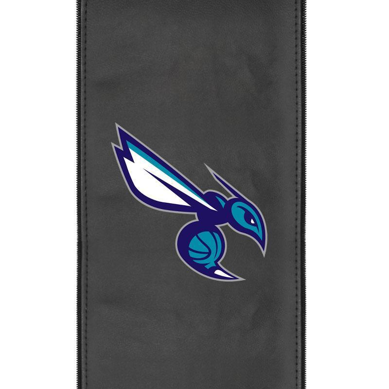 Charlotte Hornets Secondary Logo Panel For Xpression Gaming Chair Only