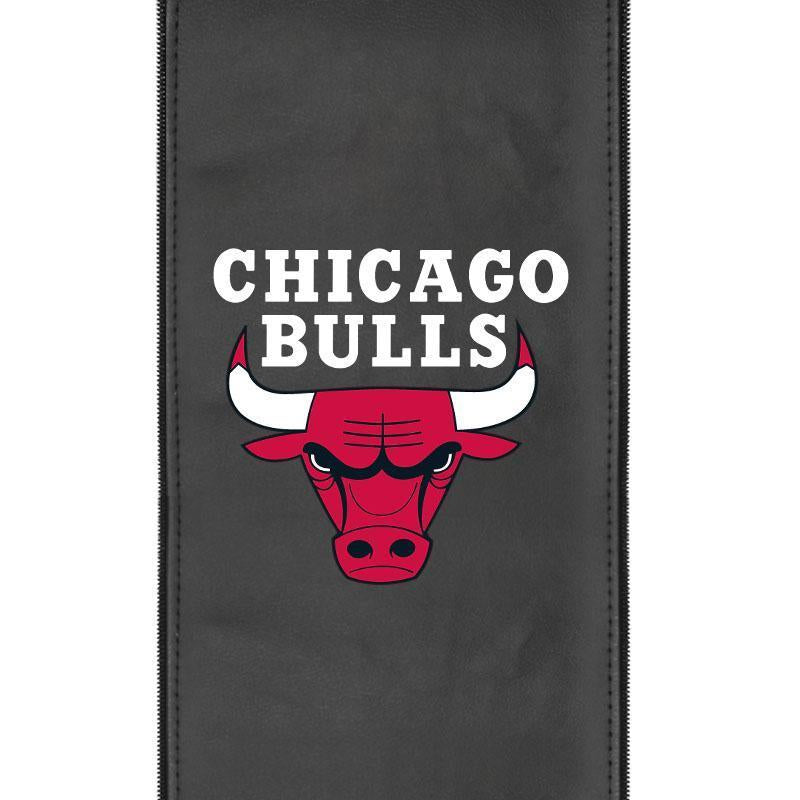 Chicago Bulls Logo Panel For Xpression Gaming Chair Only