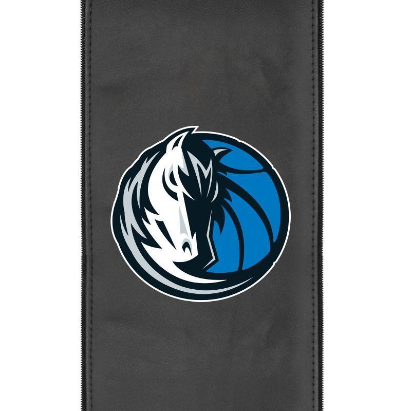 Dallas Mavericks Logo Panel For Xpression Gaming Chair Only
