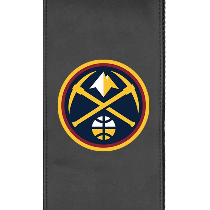 Denver Nuggets Logo Panel For Xpression Gaming Chair Only