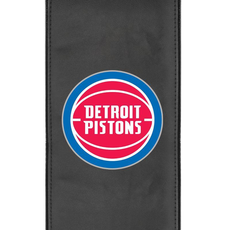 Detroit Pistons Logo Panel For Stealth Recliner