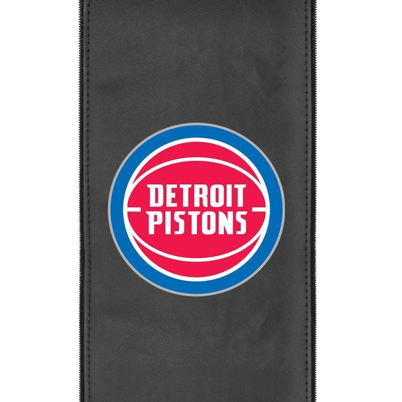 Detroit Pistons Logo Panel For Xpression Gaming Chair Only