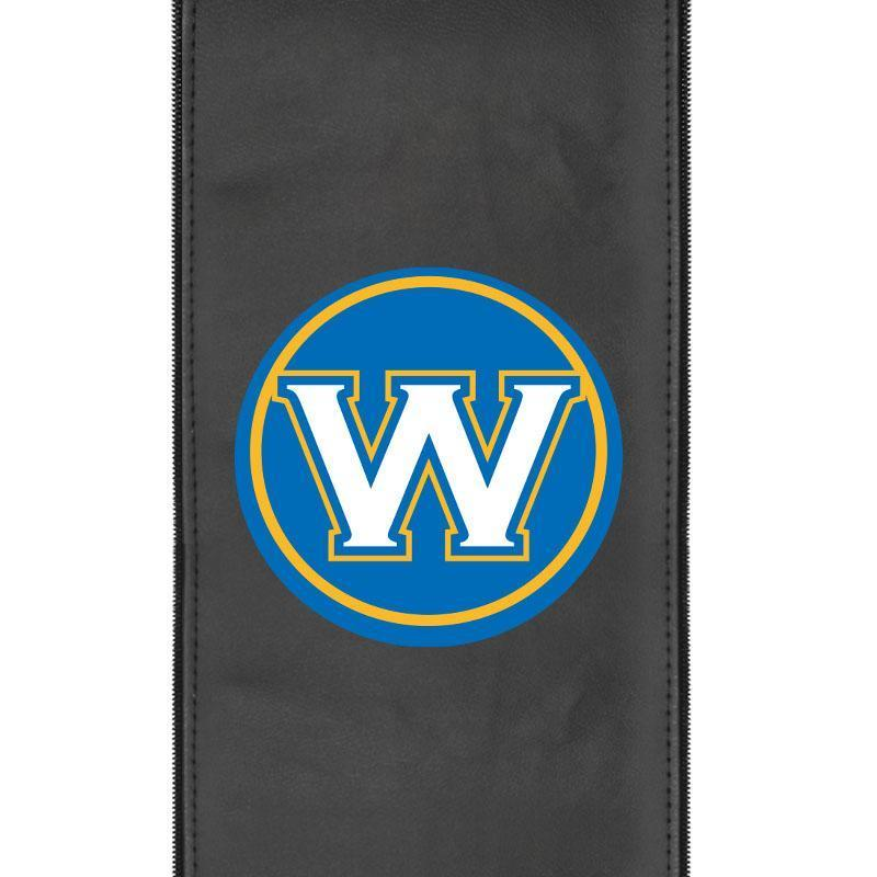 Golden State Warriors Secondary Logo Panel For Xpression Gaming Chair Only