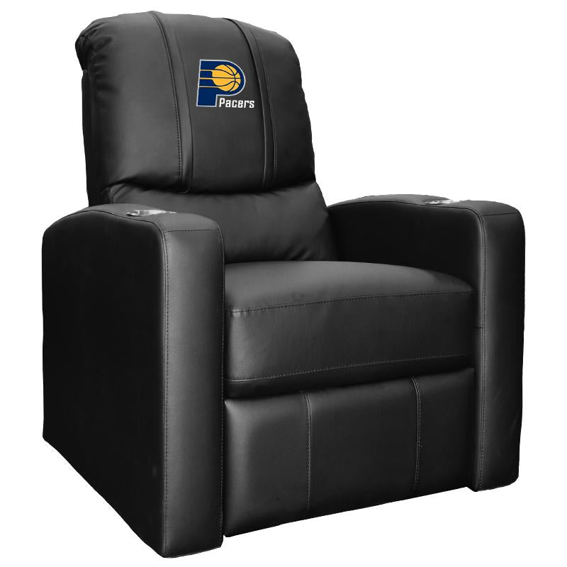 Stealth Recliner with Indiana Pacers Logo