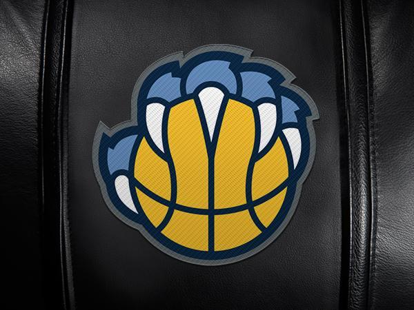 Memphis Grizzlies Secondary Logo Panel For Stealth Recliner