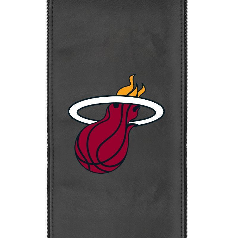 Miami Heat Logo Panel For Xpression Gaming Chair Only