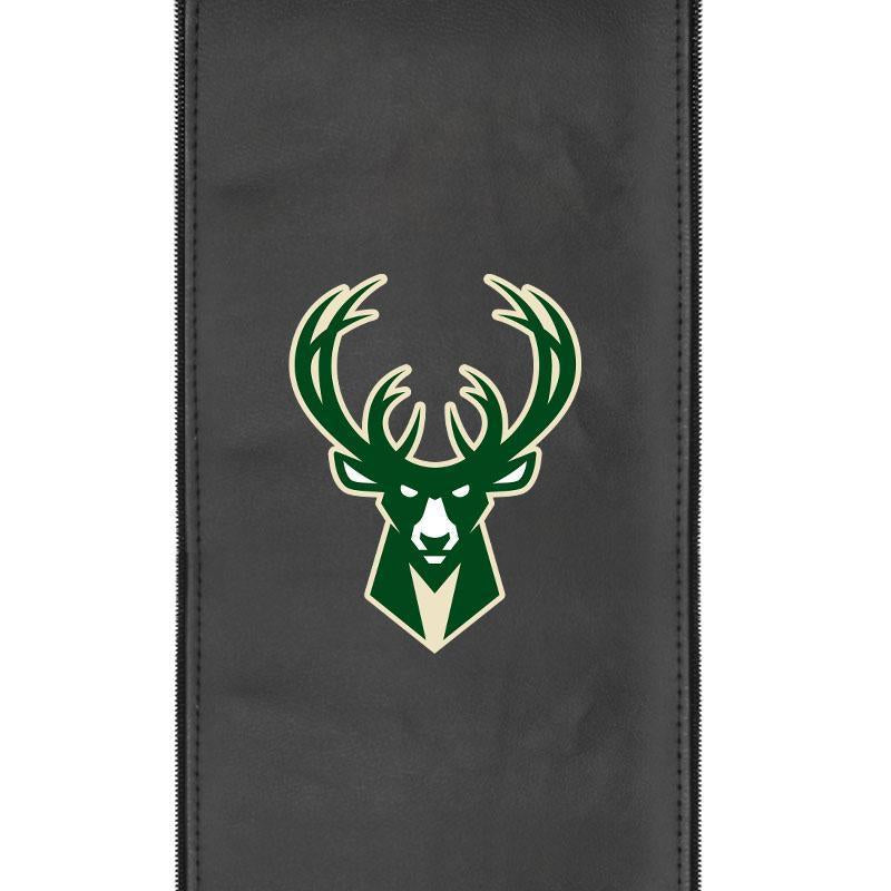 Milwaukee Bucks Logo Panel For Xpression Gaming Chair Only