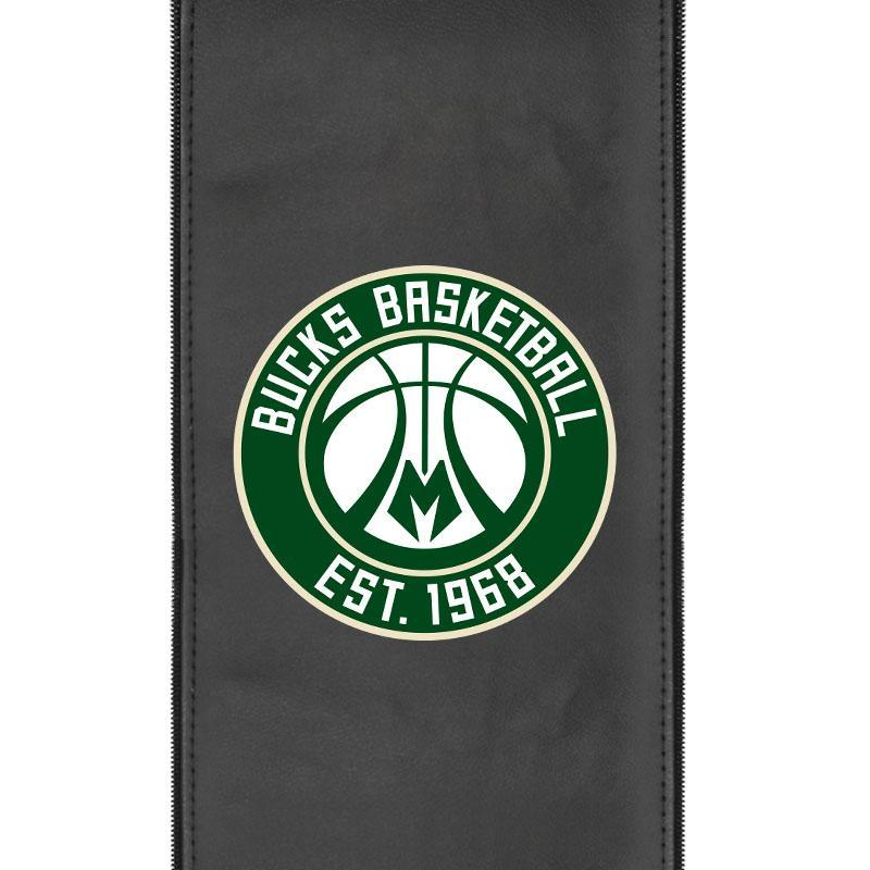 Milwaukee Bucks Secondary Logo Panel For Stealth Recliner