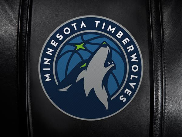 Minnesota Timberwolves Primary Logo Panel For Stealth Recliner
